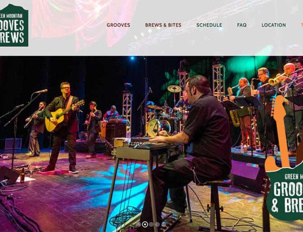 Green Mountain Grooves & Brews Festival