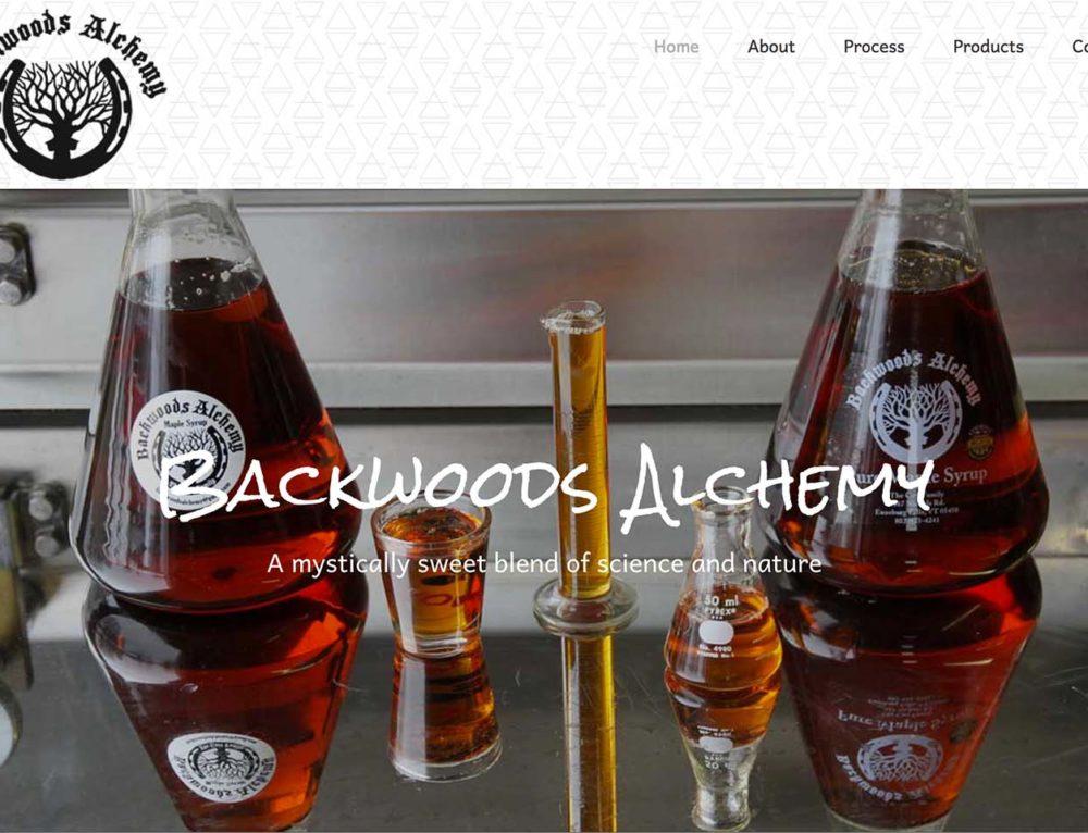 Backwoods Alchemy
