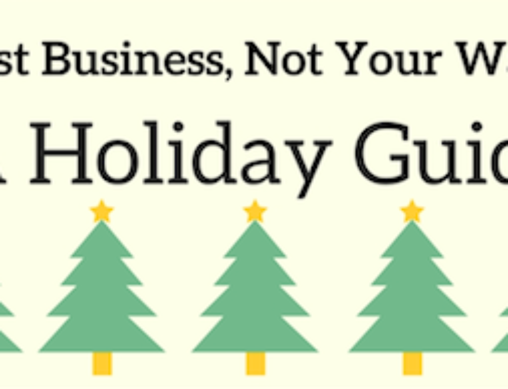 Holiday Guide for Businesses